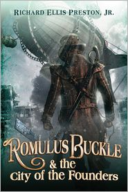 Romulus Buckle and the city of Founders book review