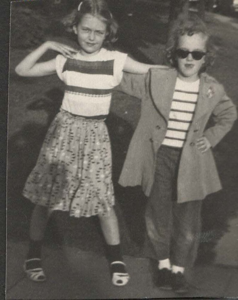 Wendy and Louise 1954