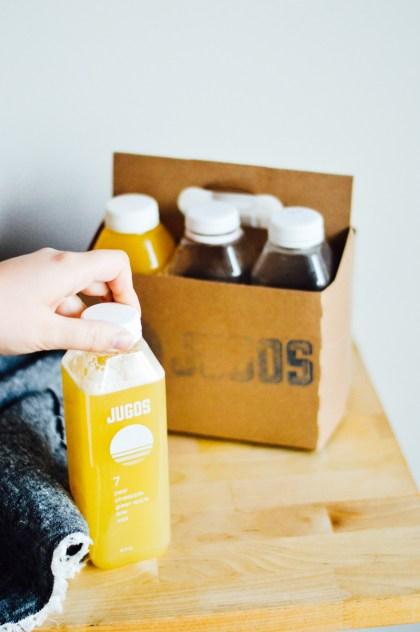 Confessions from a 3-day juice detox with Jugos / bygabriella.co @gabivalladares