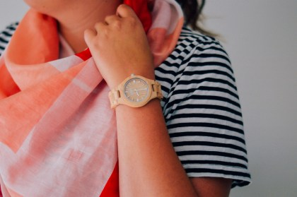 Looking for a new statement piece? Try these JORD wood wrist watches / bygabriella.co @gabivalladares
