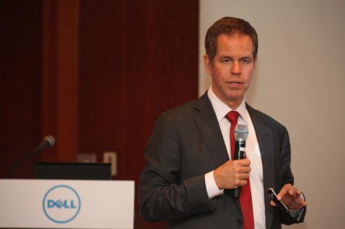 [참고이미지] Dell 앨런 앳킨슨(Alan Atkinson) 글로벌 스토리지 비즈니스 총괄 부사장