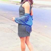 The Look: Vestido Tubinho confortável e Versátil