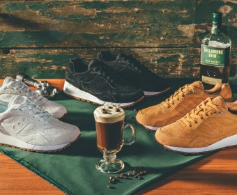Saucony Shadow 6000 Irish Coffee Pack