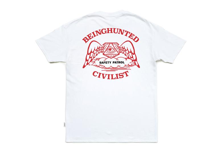 BEINGHUNTED X CIVILIST