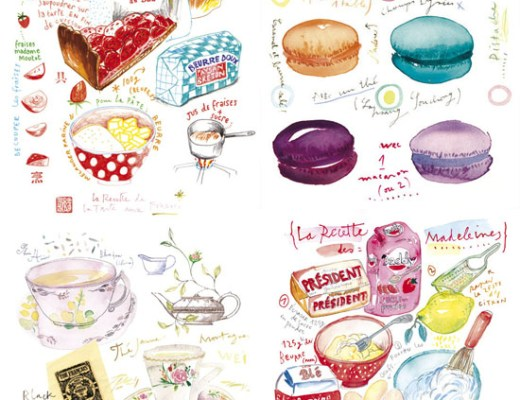 Love this - Lucile's Kitchen prints