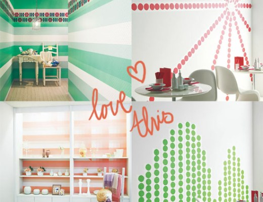 love this wall tape
