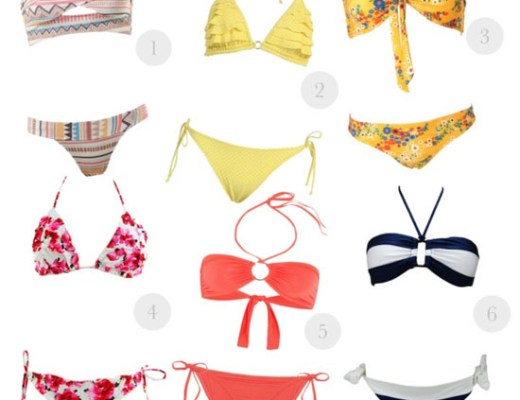 Love this - Summer 2012 bikinis