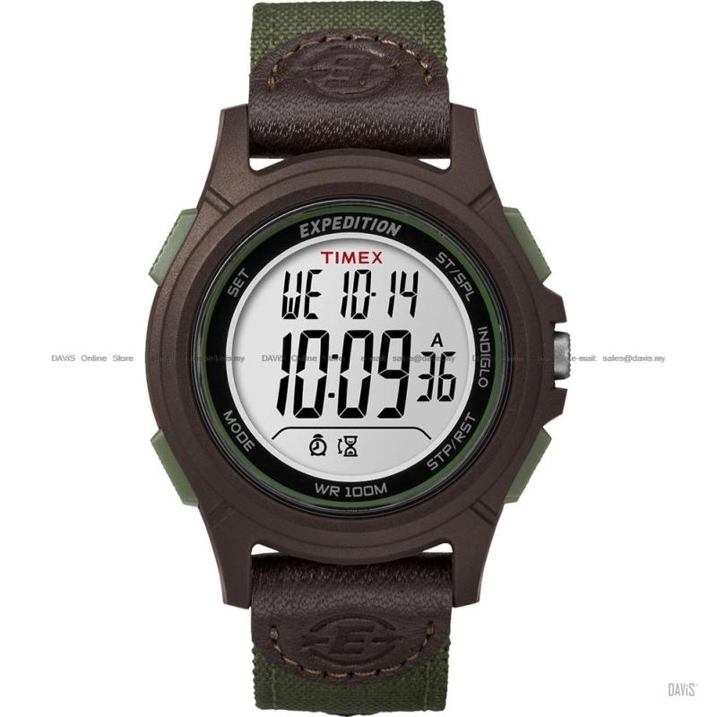 Large Of Timex Expedition Manual