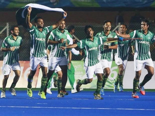 اس سے قبل پہلے میچ میں نیوزی لینڈ نے پاکستان کو 2-3 سے شکست دی تھی جب کہ دوسرا میچ ڈرا ہو گیا تھا . فوٹو : فائل