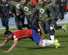 Video: Chile vs Uruguay