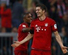 Video: Bayern Munich vs Wolfsburg