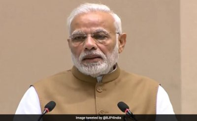 PM Narendra Modi At MSME Outreach Event: 59-Minute Loans, Other Announcements
