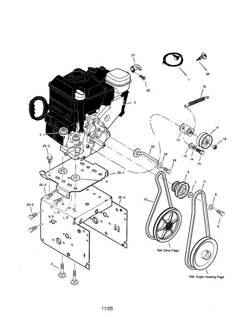 Craftsman Snowblower Parts In Perfect Craftsman Snow Blower Parts