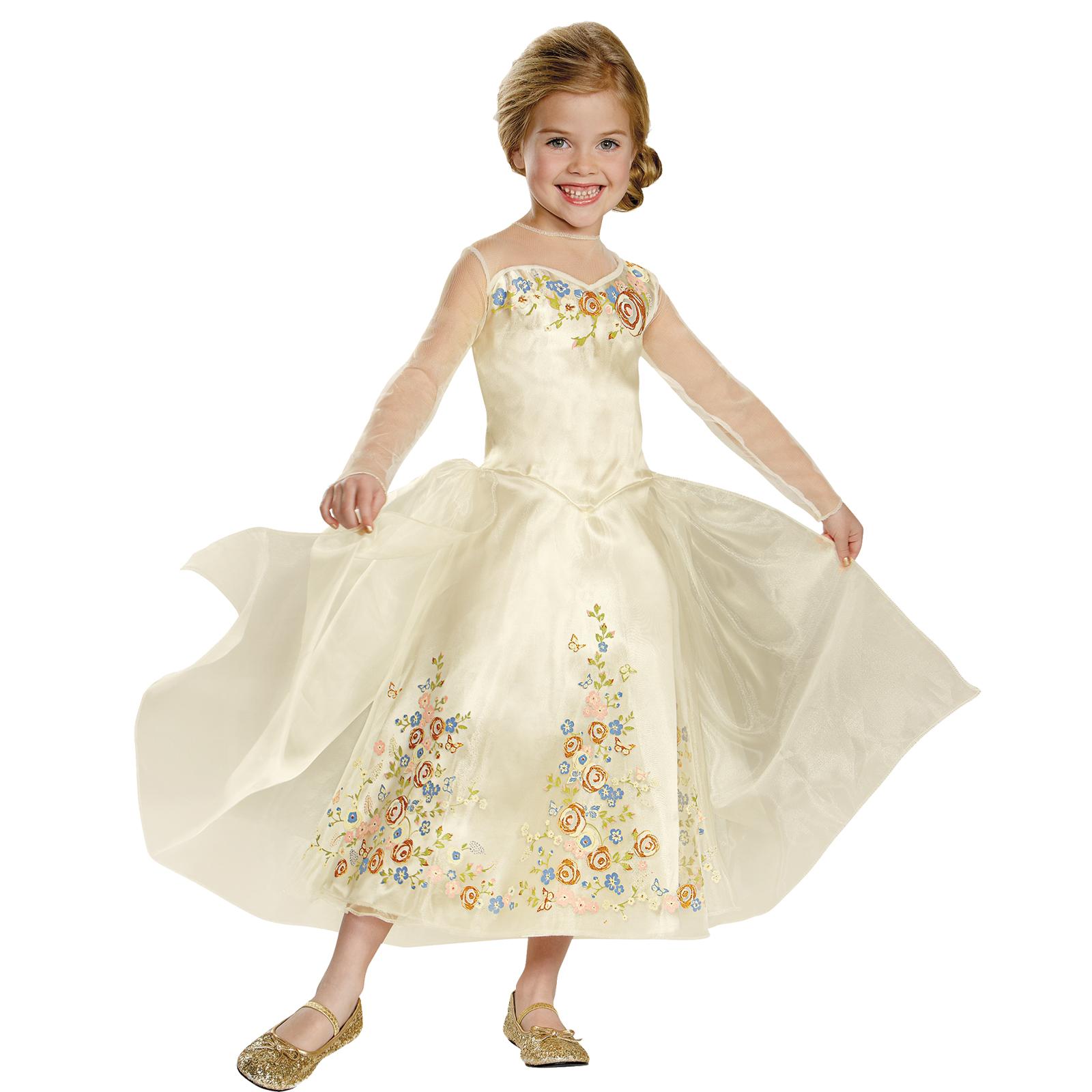 tinkerbell wedding dress disney kids wedding dresses Girl S Cinderella Wedding Dress Costume The Top Costumes For Girls