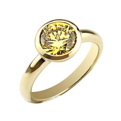 b Stone 20Type Cubic 20zirconia&filterList Stone 20Type sears wedding bands Yellow Gold Cubic Zirconia Rings