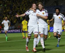 Video: Maccabi Tel Aviv vs Basel