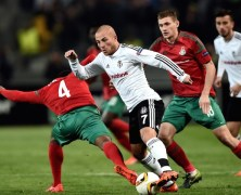 Video: Besiktas vs Lokomotiv Moskva