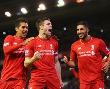 Video: Liverpool vs Stoke City