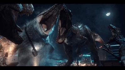 Wallpaper : Jurassic World, midnight, darkness, screenshot, computer wallpaper, fictional ...