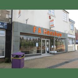 F a Henshaw House Furnishers Ltd Mansfield Furniture Shops Yell