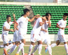 Video: U19 Myanmar vs U19 Việt Nam