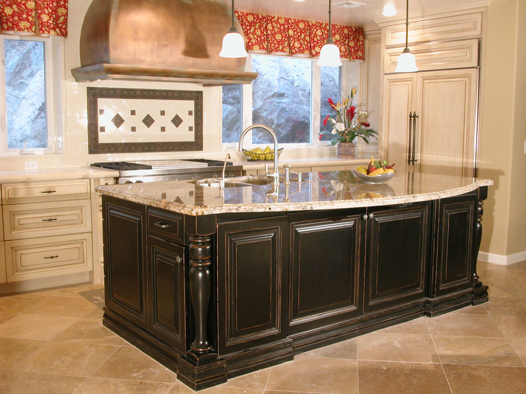 french country kitchen designs French Country Kitchen by NancyHugoCKD com