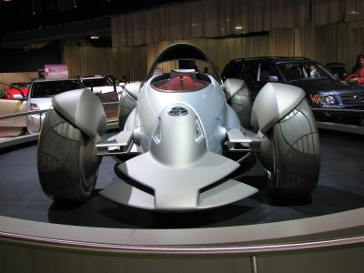 Toyota Motor Triathlon Race Car Concept | This photo was use… | Flickr