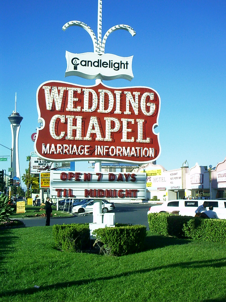 vegas wedding chapels Candlelight Wedding Chapel Las Vegas by Twoleaf