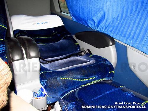 Buses ETM - Cama Premium