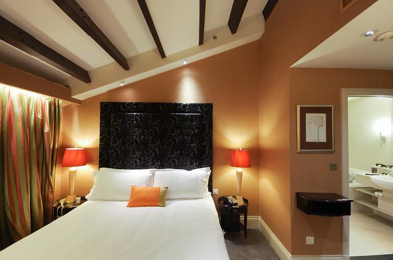 premium room - the scarlet singapore