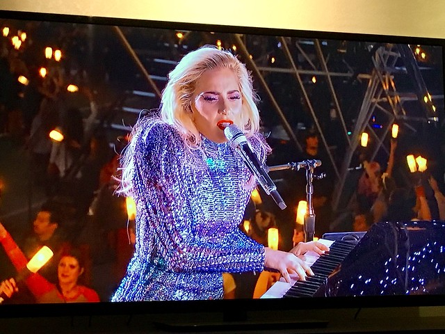 Halftime Lady Gaga