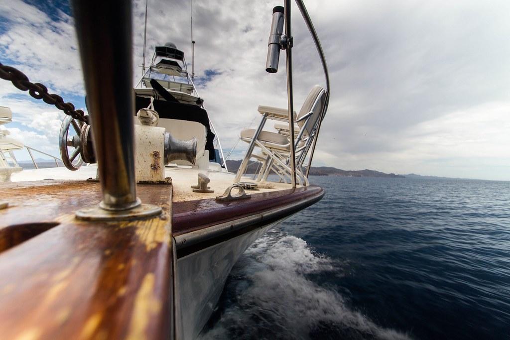 Imagen gratis del babor de un barco