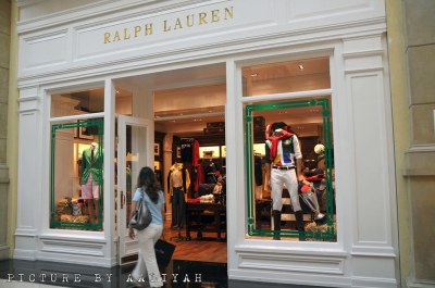 Ralph Lauren - Dubai Emirates Mall | My Fav Sport/Casual ...