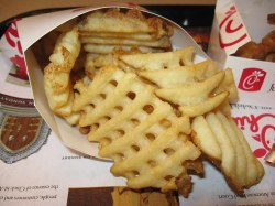 Small Of Chick Fil A Waffle Fries