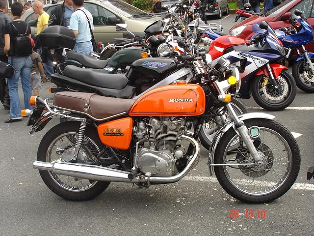 Honda CB 500 T 1975 | 4H Valmont 2007 | Jean | Flickr
