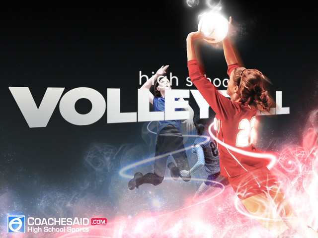 Volleyball Wallpaper | ©CoachesAid.com Volleyball Wallpaper | Stewart Hines | Flickr