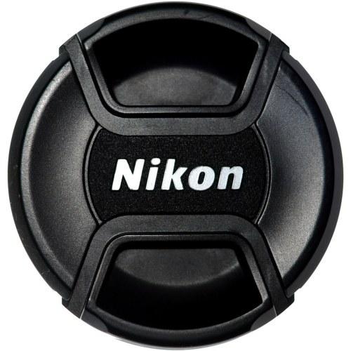 Medium Crop Of Nikon Lens Cap