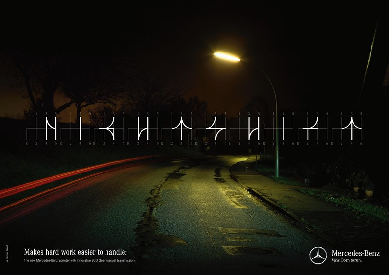 Mercedes Benz - Nightshift