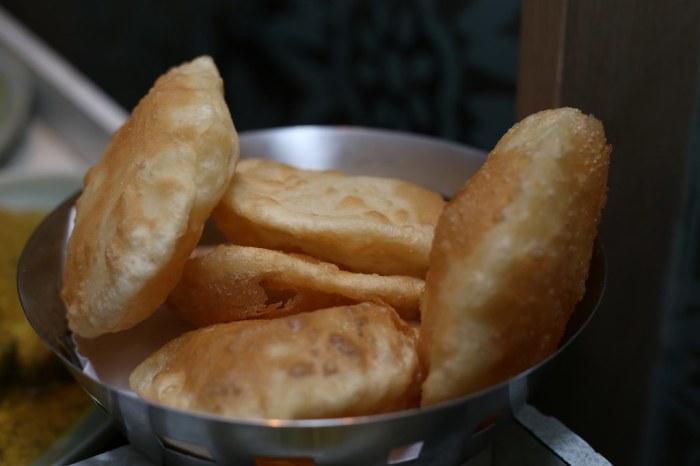 hungrynomads kolkata food festival leela ambience convention hotel bengali food
