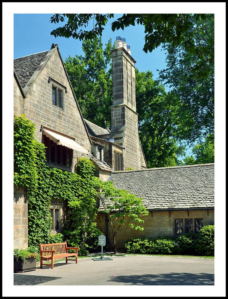 Fullsize Of Edsel And Eleanor Ford House