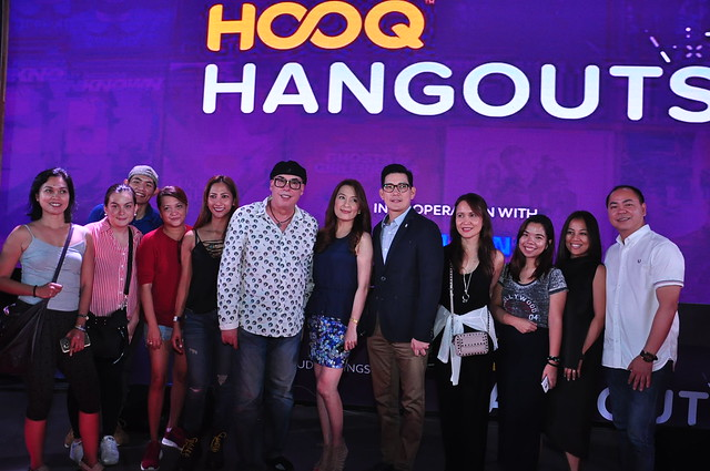 HOOQ and Globe Team with Mano Po 7 Chinoy Cast Jean Garcia and Richard Yap