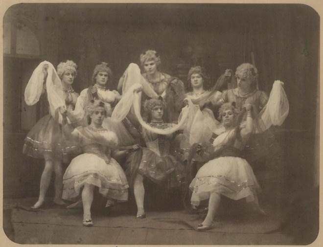 Balletitantsijad / Ballet dancers