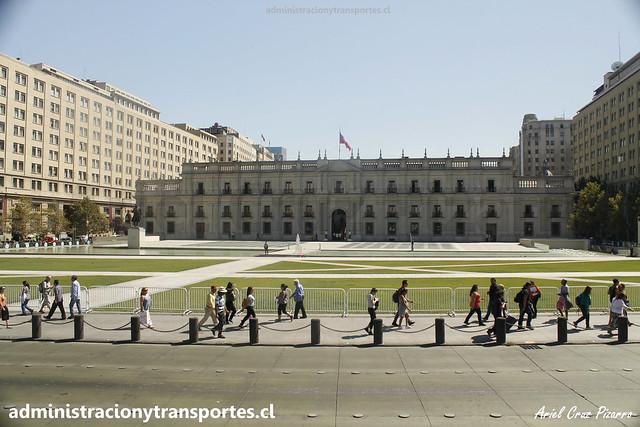 Palacio de La Moneda - FLXT45