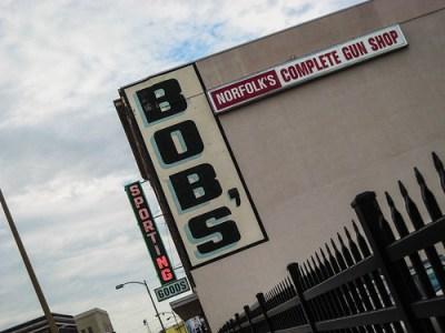 Bobs Gun Shop | 2014-052. 22Feb2014. Bob's Gun Shop, Norfolk… | Flickr
