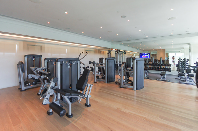fitness center - st. regis kuala lumpur