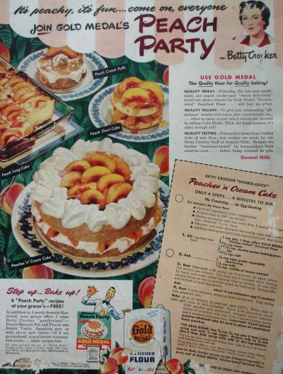 recipes in vintage ads/magazines   Flickr