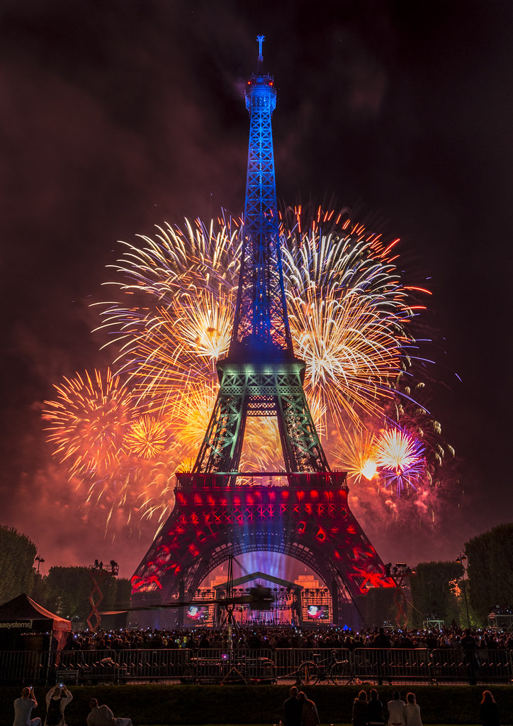Happy Bastille Day   July 14th is the French national holida      Flickr     Happy Bastille Day   by Tim Shields BC