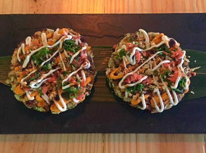 hungrynomads navratra special menu guppy okonomiyaki