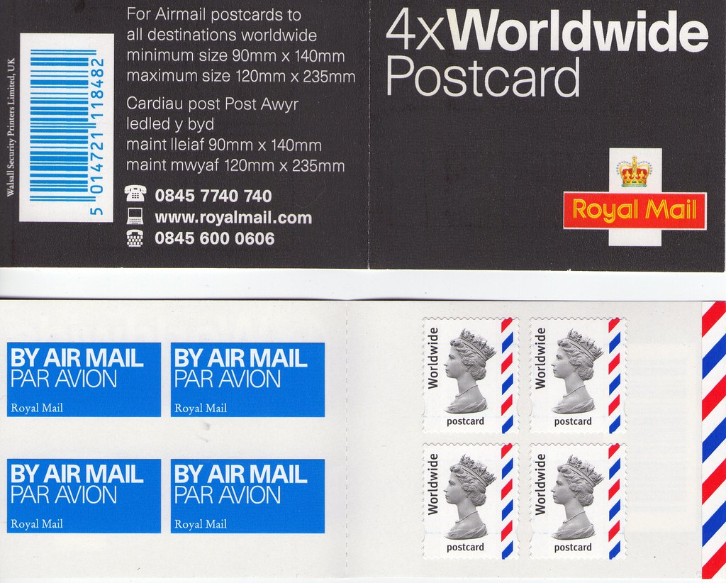 Fullsize Of Post Card Stamps