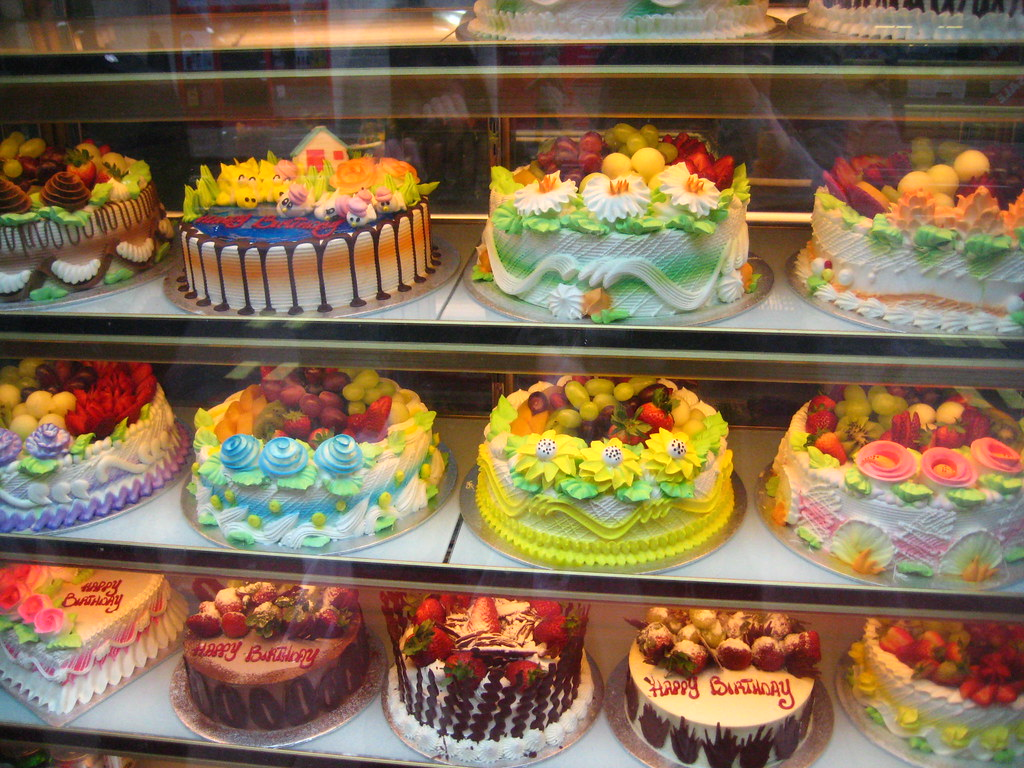 Stop And Shop Cakes Birthday - Ice Cream Cup Cakes